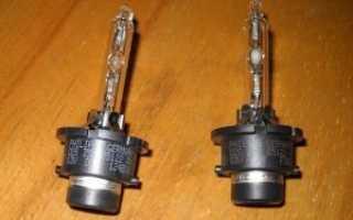 Как проверить ксеноновую лампу тестером?