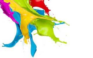 Что значит латексная краска?
