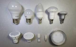 Сравнение светодиодных ламп разных производителей
