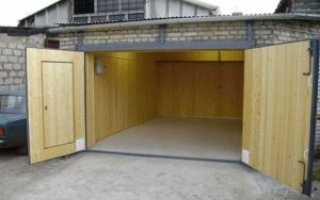 Чем лучше отделать стены в гараже?