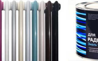 Краска для радиаторов отопления без запаха tikkurila