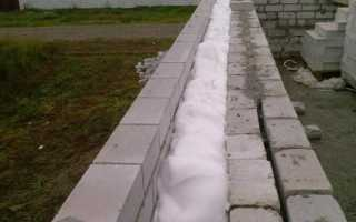 Утепление стен жидким пенопластом своими руками