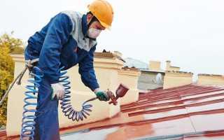 Как покрасить оцинкованное железо в домашних условиях?
