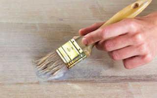 Чем покрыть акриловую краску для стойкости?