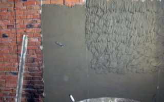 Чем лучше штукатурить кирпичные стены внутри дома?