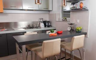 Как выбрать кухонный стол для интерьера кухни?