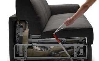 Какой механизм дивана практичнее?