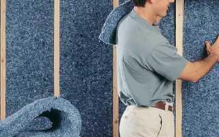 Материал для шумоизоляции стен комнаты что лучше?
