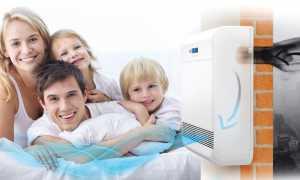 Система подготовки воздуха для квартиры