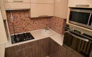 Какие бывают столешницы на кухню материал?