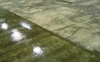 Грунтовка под акриловую краску по бетону