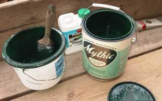 Нужно ли разбавлять водоэмульсионную краску водой?