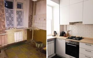 Как из убитой квартиры сделать стильное жилье?
