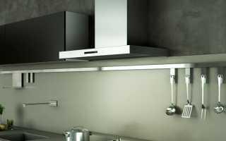 Как уменьшить шум вытяжки на кухне?