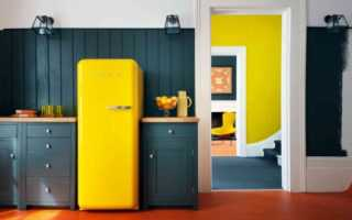 Какой краской можно покрасить холодильник снаружи?