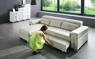 Какие бывают механизмы трансформации диванов?