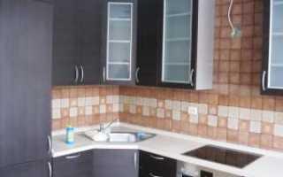 Перенос кухни в гостиную в однокомнатной квартире
