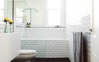 Ремонт пола в ванной комнате своими руками