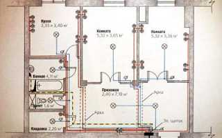 Что запрещено при электромонтажных работах в квартире?