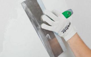 Сколько слоев шпаклевки нужно наносить под покраску?