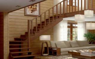 Как спроектировать лестницу с забежными ступенями?