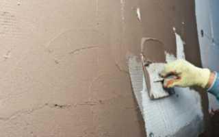 Чистовая штукатурка стен своими руками
