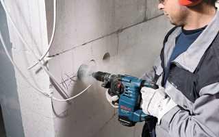 Как штробить стены под проводку без пыли?