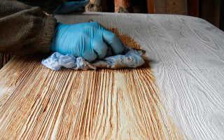 Как состарить лакированную мебель в домашних условиях?