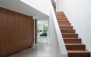 Какой проем нужен для лестницы на мансарду?