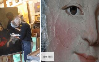 Как отреставрировать старую картину в домашних условиях?