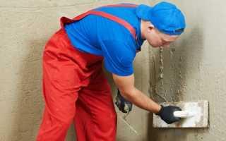 Какой штукатуркой лучше штукатурить стены из газобетона?