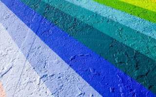 Чем покрасить цементный пол в гараже?