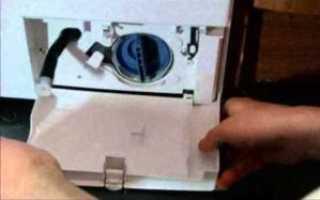 Как вытащить фильтр из стиральной машины BOSCH?