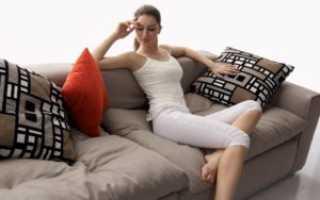 Как починить диван самому если посередине провалился?