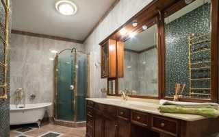 Влагостойкий линолеум для ванной
