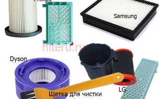 Как почистить hepa фильтр пылесоса Samsung?
