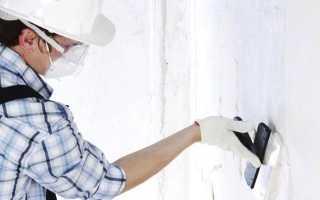 Быстросохнущая шпаклевка для стен
