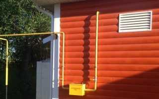 Правила прокладки газовых труб в квартире