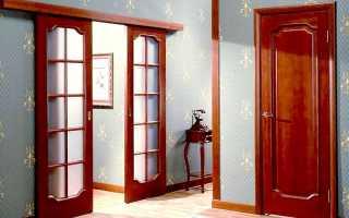 Чем заменить межкомнатную дверь идеи?